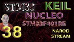 STM32 Плата NUCLEO STM32F401RE и оценочные платы