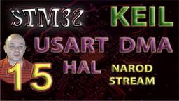 STM32 HAL. USART. DMA