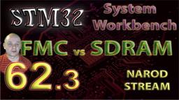 STM32 FMC SDRAM