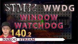 STM Window watchdog (WWDG)