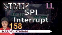 STM LL. SPI. Interrupt