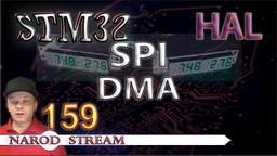STM HAL. SPI. DMA