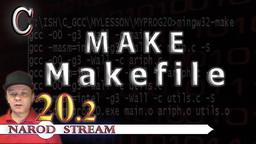 C MAKE. Наш первый Makefile